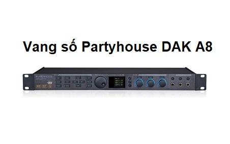 Vang số Partyhouse DAK-A8 chính hãng