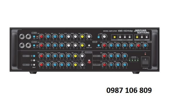 Amply Jarguar KMS PA-1604 DSP Pro