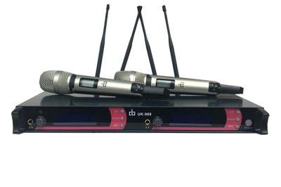 Micro karaoke không dây DB UK 968 chính hãng