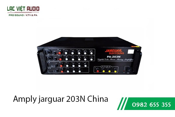 Amply jarguar 203N China