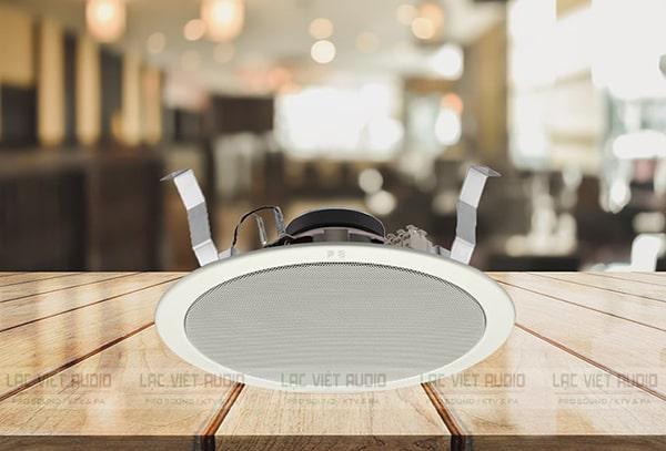 Loa âm trần 6W được ứng dụng rộng rãi và phổ biến cho hệ thống âm thanh thông báo công cộng